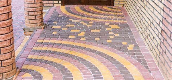 Брусчатка и тротуарная плитка - главная роль в строительстве и ландшафтном дизайне
