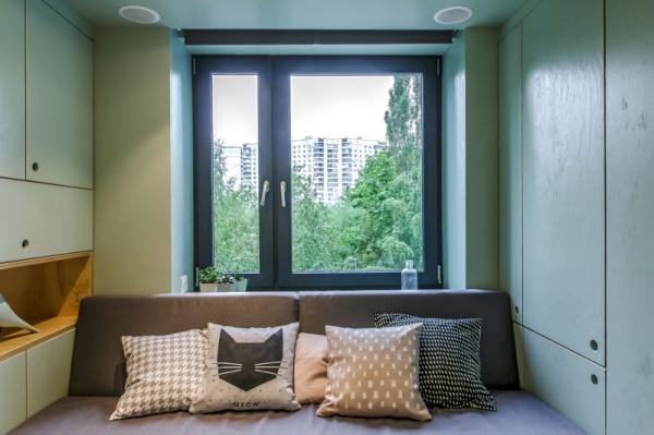 Как преобразить окна для сочетания с общим интерьером комнаты?