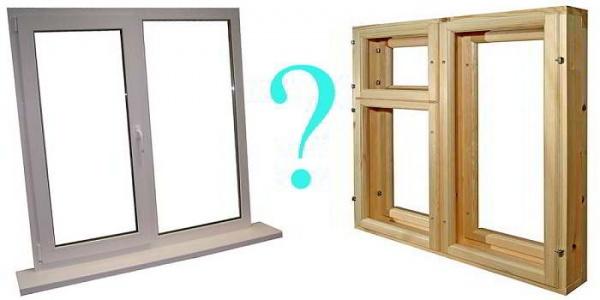 Деревянные или пластиковые окна? Кто кого?