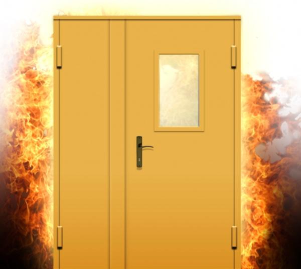 Двери и их предел огнестойкости