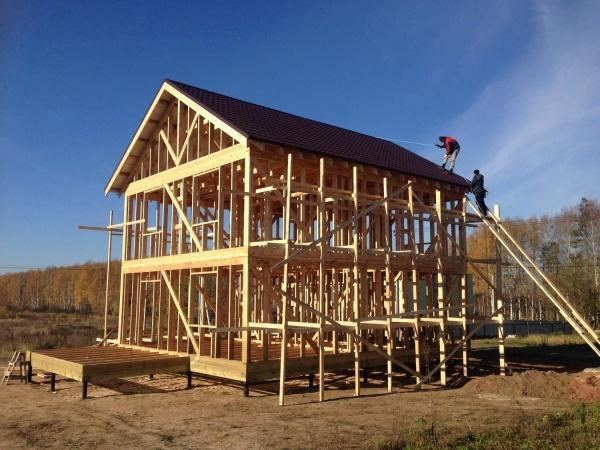 Каркасное строительство: все преимущества и недостатки