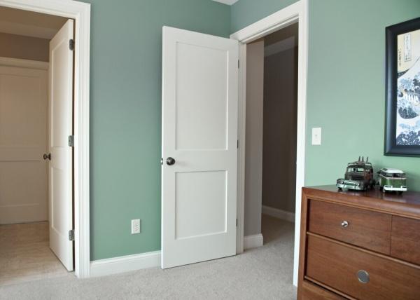 Виды современных межкомнатных дверей