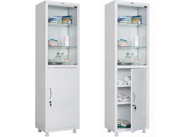 Сейфы и медицинская мебель