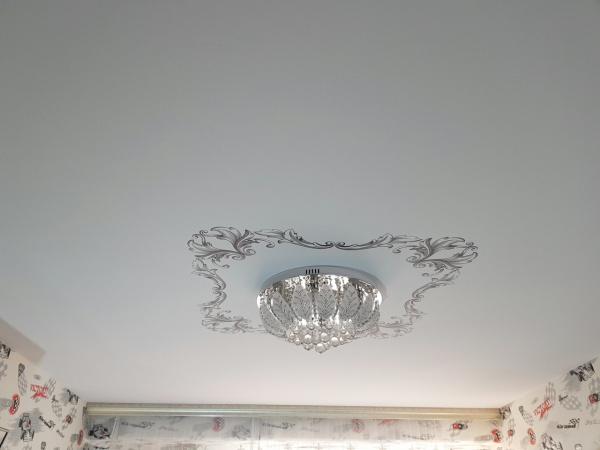 Матовый натяжной потолок в комнату: какие варианты подходят для разных помещений