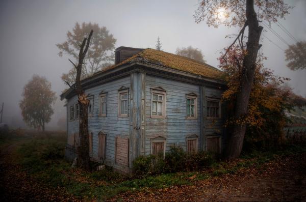 Искренне не понимаю любителей старых домов