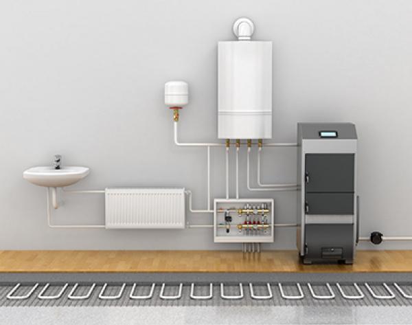 Газовое отопление дома: характеристики и реализация
