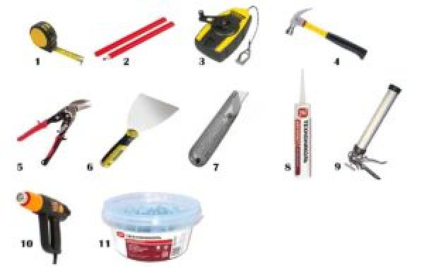 Кровельные работы: этапы, виды и инструменты