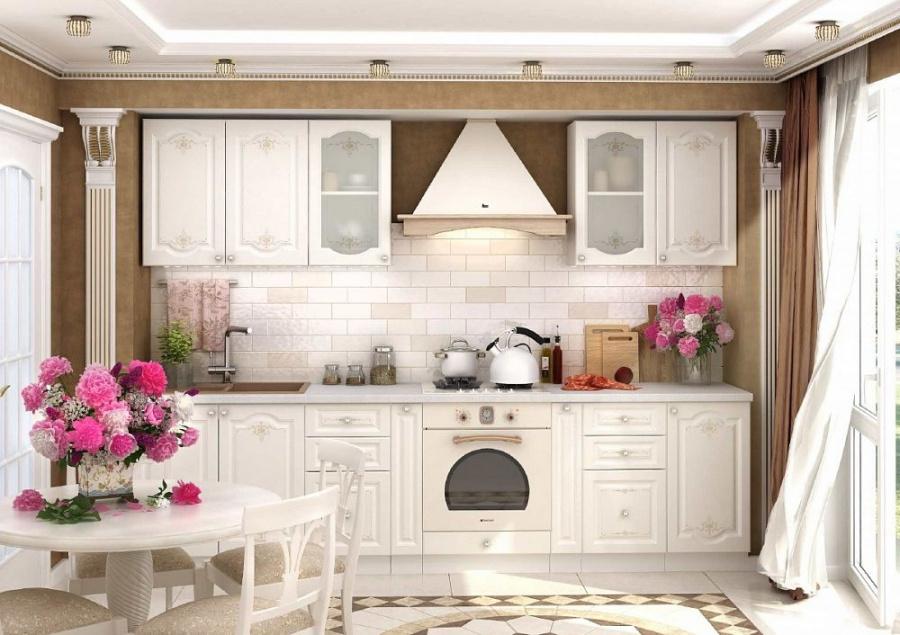Мои варианты белой кухни - стильные примеры с фото